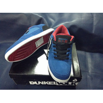 Zapatillas Dunkelvolk Talla 43 Skater Wine Blue Nuevas !!!