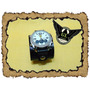 Reloj Con Muñequera De Cuero! Diseño Exclusivo! Moto Rock