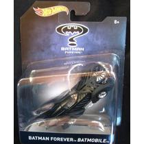 Batimovil Batman Forever Esc 1:50 Hotwheels 2016 Americano