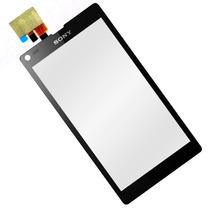Pantalla Touch Screen Cristal Sony Xperia L S36h C2104 C2105
