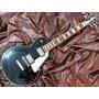 Guitarra Finch Les Paul Custom 1979_1981 N Giannini Epiphone