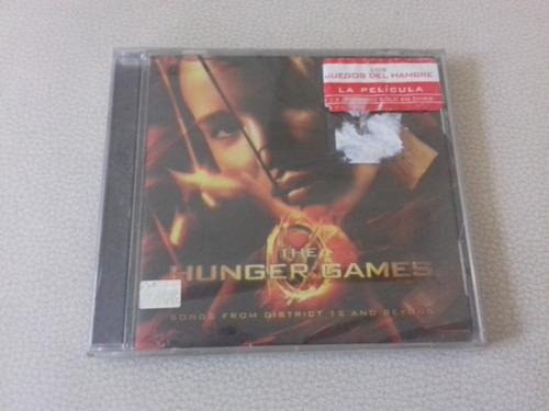 Los Juegos Del Hambre Soundtrack Cd Nuevo The Hunger Games