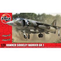 Avión Modelo 1:72 Airfix Harrier Gr1 1967 Raf