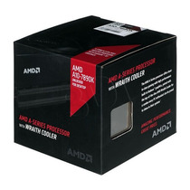 Proc. Amd A10-7890k 4-core 4,1ghz Fm2+ Wraith Cooler Box 5*