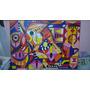 Cuadro Caballito-pintura Acrilico Sobre Bastidor 50 X 70 Cm