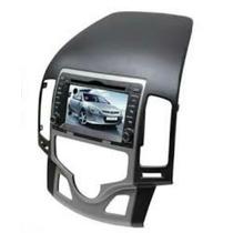 Kit Central Multimídia I30 Hyundai I30 Até 2012 Dvd Tv Gps