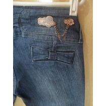 Super Linda Calça Jeans Biotipo Laço !!!