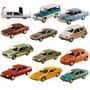 Coleção 12 Carros Clássicos Nacionais Brasileiro Extra