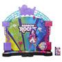 Escenario Casa Equestria Girls Little Pony Pinkie Concierto