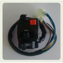 Interruptor Punho De Luz Moto Xlr 125 1997 À 2000 Condor