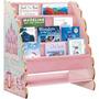 Repisa Para Libros Infantil-importada