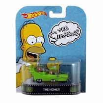 The Homer El Auto De Homero Automovil Hot Wheels Los Simpson