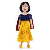 Princesas De Peluche Disney Store 51cms Blanca Nieves Y Más