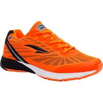 Zapatos Irradio Rs21 Para Caballero (naranja/negro)