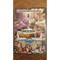 Dragonball Z La Batalla De Los Dioses