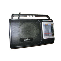 Radio Midi Japan Md-4500 Fm Tv Mw Sw 12bandas 220v Novo!