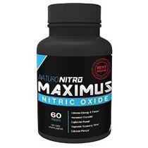 Naturo Nitro Maximus Óxido Nítrico Tablets - Alta Potencia D