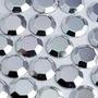 Piedras Strass Metal P/pegar C/calor X 500 Unidades
