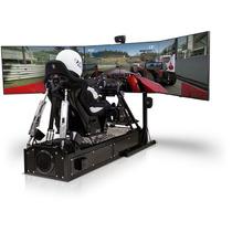 Simulador Auto De Carreras, Avion, Helicoptero 3 En 1