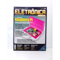 Revista Saber Eletrônica Industrial N°468 Raspberry Pi