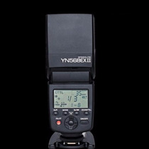 Flash Yongnuo Yn-568exll P/ Máquinas Fotográficas Dslr Canon