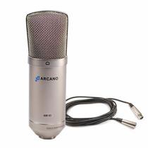 Kit Arcano 1 Microfone Am-01 (st-01) C/ Cabo Balanceado