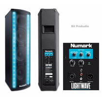 Numark Lightwave Bafle Amplificado Con Iluminacion Led
