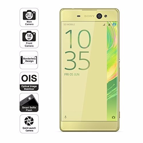 sony xperia xa ultra f3213 lime gold liberado. Black Bedroom Furniture Sets. Home Design Ideas