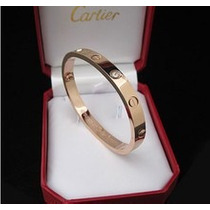 Pulsera Esclava Cartier