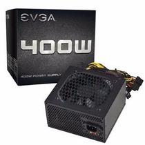 Fuente De Poder Evga 400 Watts Atx 100-n1-0400-l1