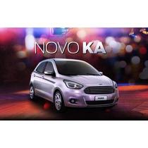 Palhetas Limpador Parabrisa Ford Ka 2014 A 2017 ( Promoção )