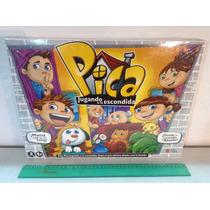 Juego De Mesa Pica Jugando A La Escondida En July Toys