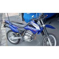 Moto Honda Xr 250 Tornado, Azul Nao E De Trilha