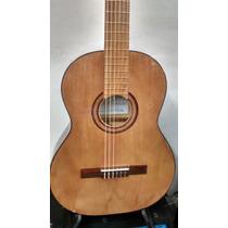 Guitarra Criolla Joaquín Torralba Excelente Calidad C/funda