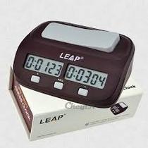 Relógio Digital De Xadrez Leap 9907, Compacto E Econômico