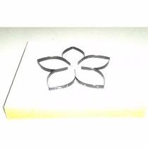 Kit Cortadores Para Corte De Flor Em Eva 3 Cortadores