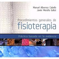 Libro: Procedimientos Generales De Fisioterapia - Pdf