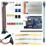 Kit Arduino Uno R3 + Brinde: Sensor Temperatura / Umidade