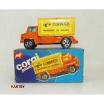Kiko Corgi Tipping Lorry Caminhão Correios 1/64 Inbrima Caix