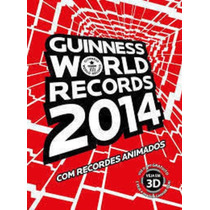 Livro Guinness World Records 2014 Guinness Book