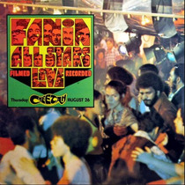Fania All Stars Live Filmed Recorded Disco Lp Vinilo Acetato