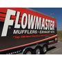 Flowmaster Resonador Silenciador Serie 40 Mejor Rendimiento