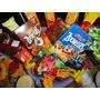 Bandeja Con Golosinas Para El Día Del Niño