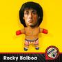 Rocky Balboa Muñeco Tela Vellon