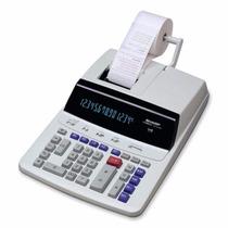 Calculadora Sharp - Bobina E Fita 14 Digitos