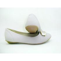 Sapatilha Feminina Sapato Barato Moda- Helazza