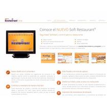 Softrestaurant 8.0 Software Para Restaurant Bar Cafe
