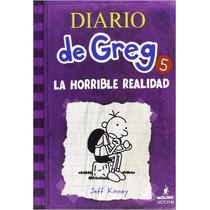 Diario De Greg 5. La Horrible Realidad - En Español
