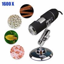 Microscópio Digital Usb 1600x Hd Frete Barato Pronta Entrega