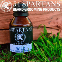 Aceite Para Barba - Wild